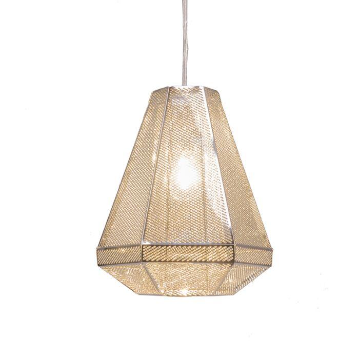 Hanglamp-Vince-chroom