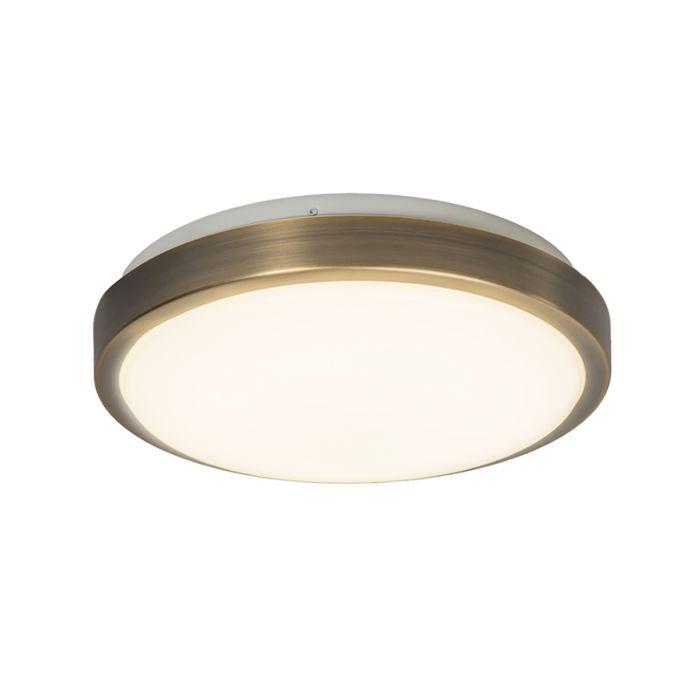 Plafonniere-Avant-12W-LED-brons