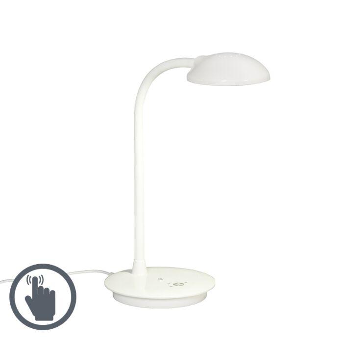 Tafellamp-Desk-LED-wit