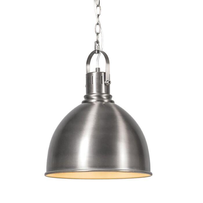 Hanglamp-Goblet-nikkel