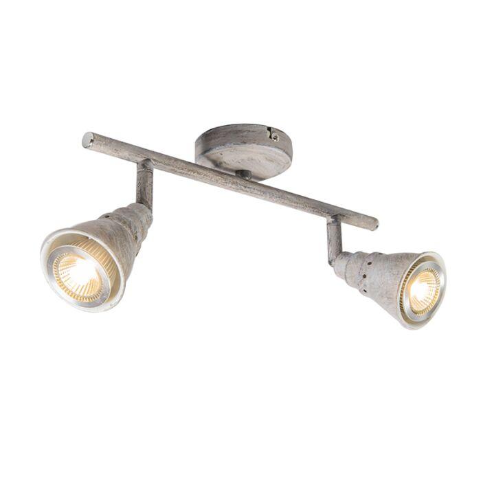 Plafond--en-wandspot-grijs-draai--en-kantelbaar---Coney-2