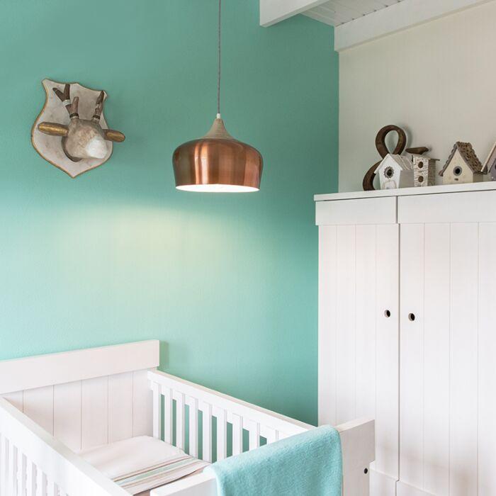 Hanglamp-Pine-koper