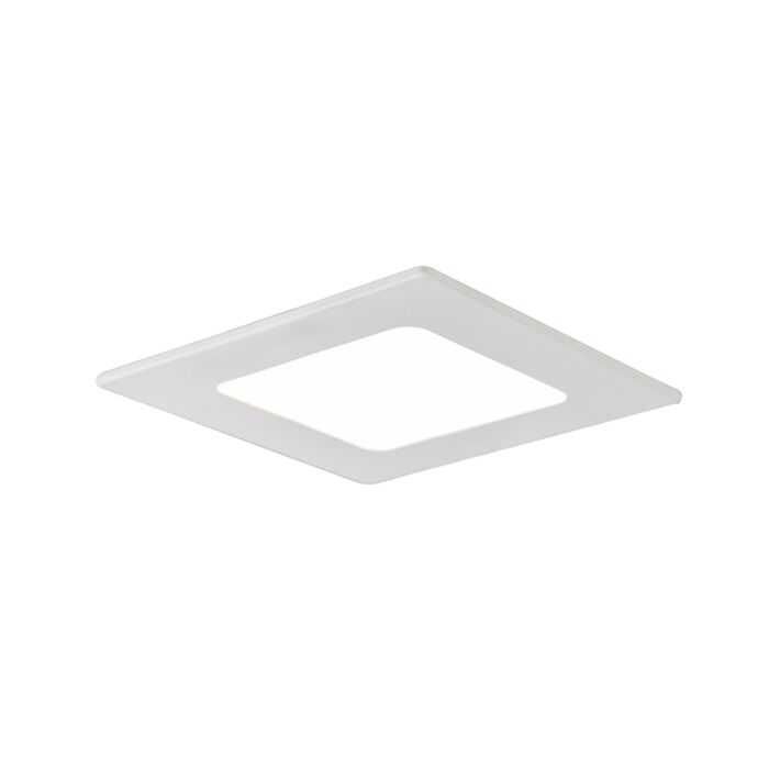 Inbouwspot-Radem-vierkant-4W
