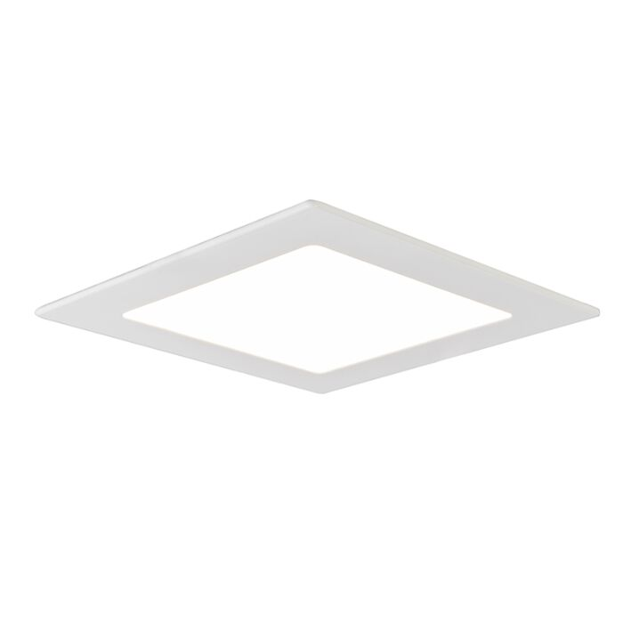 Inbouwspot-Radem-vierkant-9W