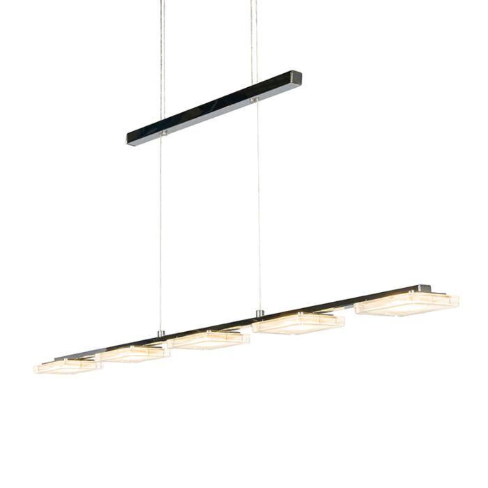 Hanglamp-Yoyo-5-chroom