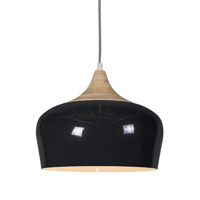 Hanglamp-Pine-zwart