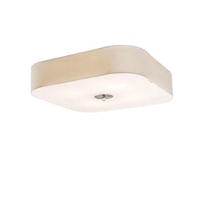 Plafondlamp-vierkant-wit-50-cm---Drum-deluxe-Jute
