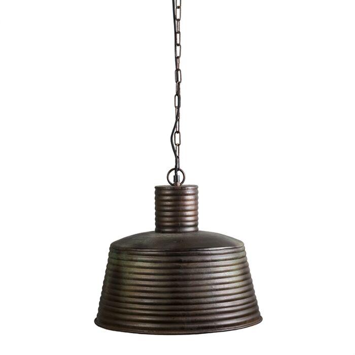 Hanglamp-Fear-roestbruin