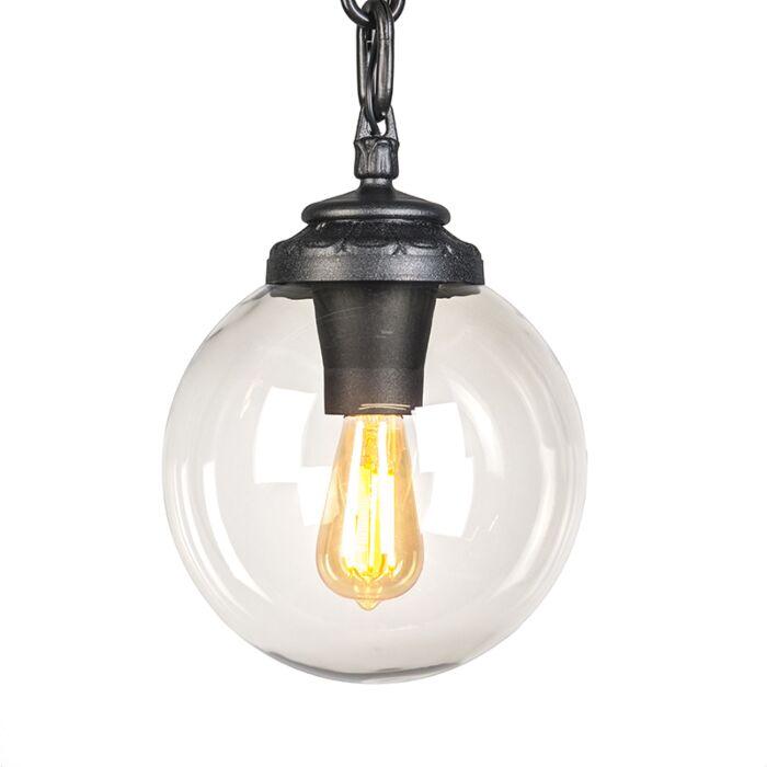 Industriële-buitenhanglamp-zwart-IP55---Sichem