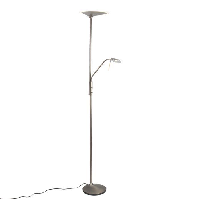 Vloerlamp-Diva-2-nikkel