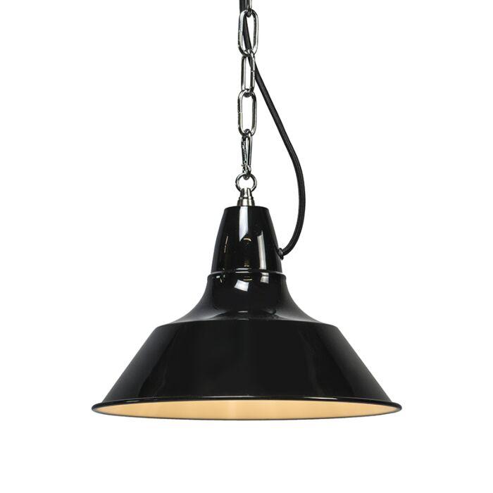 Hanglamp-Gestel-zwart