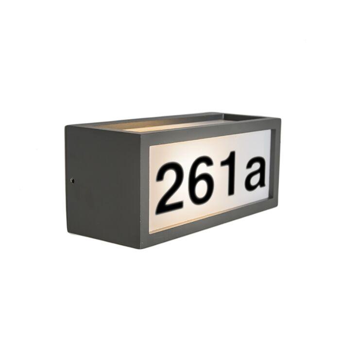 Buitenlamp-Angle-2H-met-huisnummer