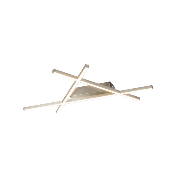 Design-pafonniere-staal-incl.-LED---Mikado-Triangle