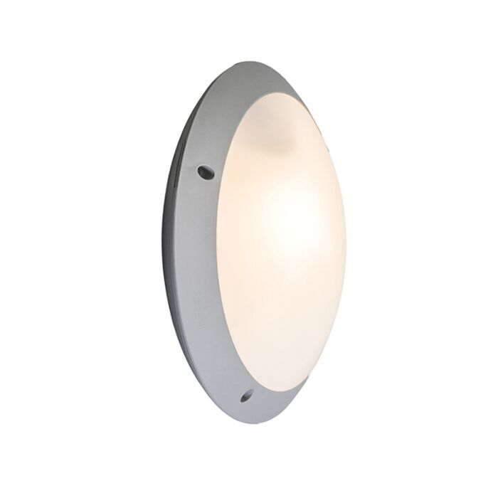 Wand--en-plafondlamp-grijs-IP65---Lucia