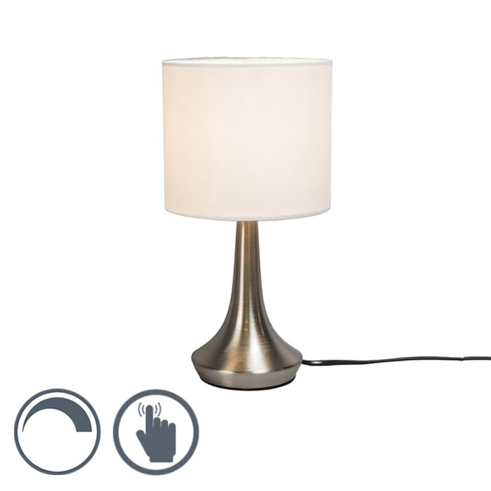 Tafellamp-Milo-1-rond-wit