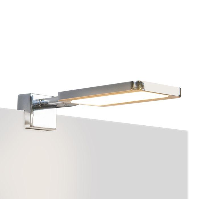 Wandlamp-Valve-staal