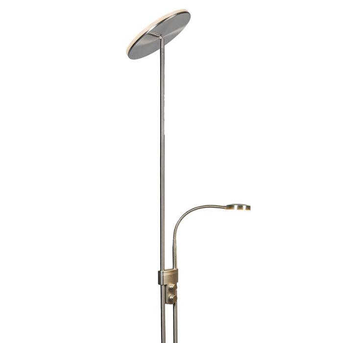 Vloerlamp-Blues-staal