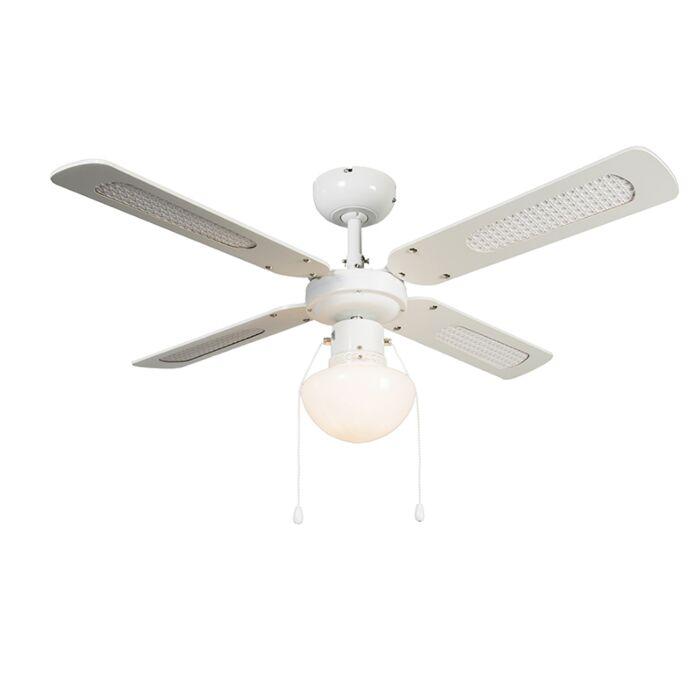Plafondventilator-Wind-42-wit