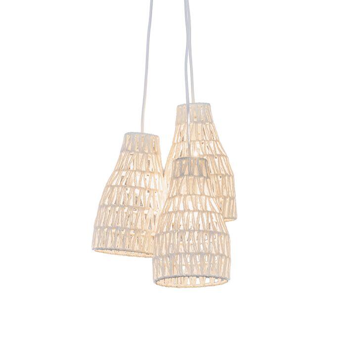 Retro-hanglamp-wit-35-cm---Lina-3