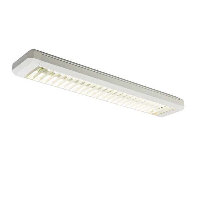 Plafondlamp-Office-wit