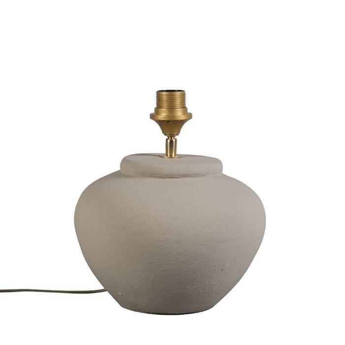 Tafellamp-Palma-XS-grijs