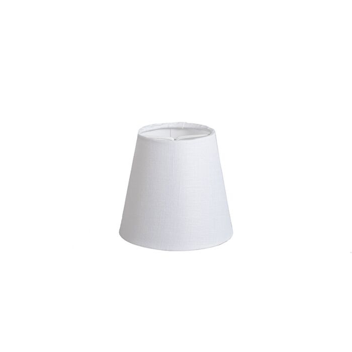 Linnen-klemkap-wit-12-cm-rond