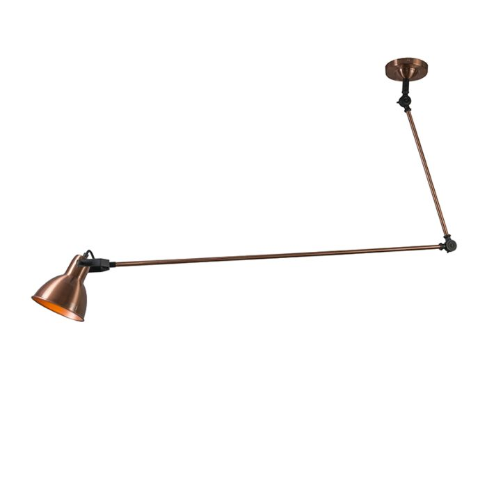 Hanglamp-Dazzle-koper