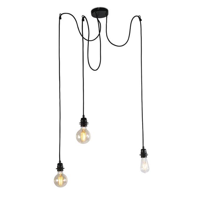 Industriële-hanglamp-zwart---Cava-3