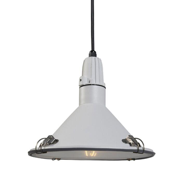 Hanglamp-Vida-wit-IP44