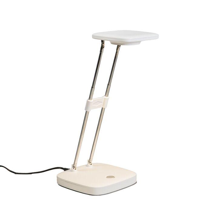 Bureaulamp-Zenith-LED-wit
