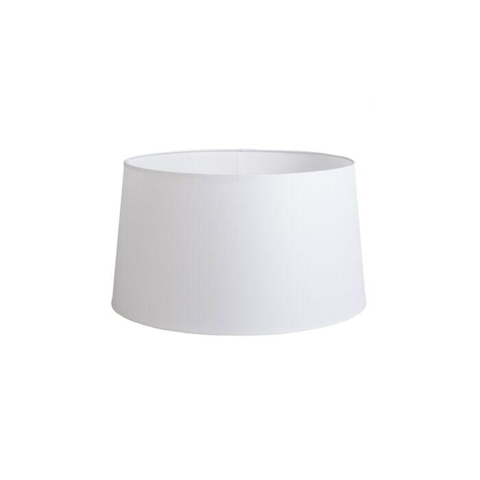 Linnen-lampenkap-wit-45-cm
