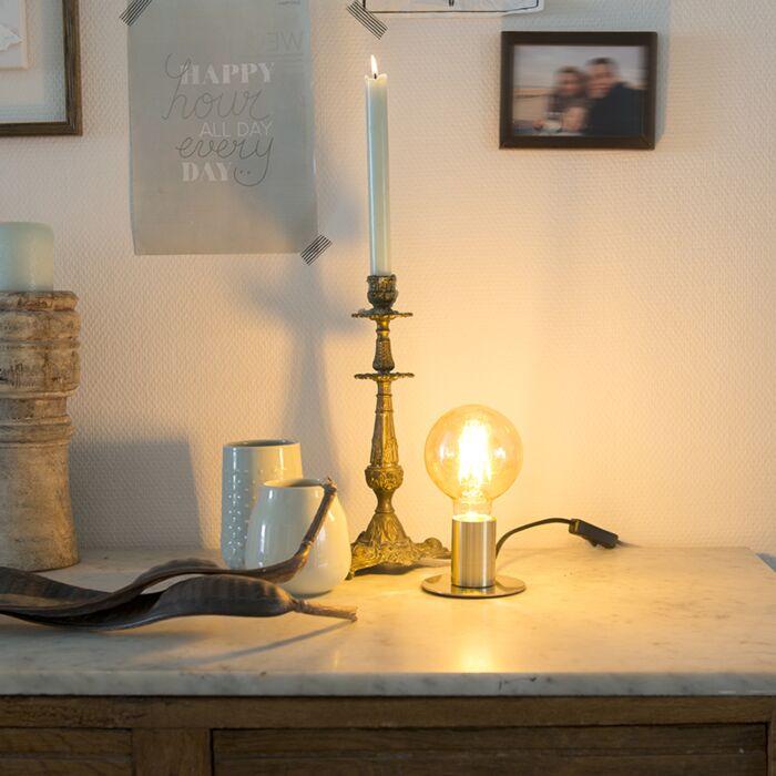 Art-Deco-tafellamp-goud---Facil