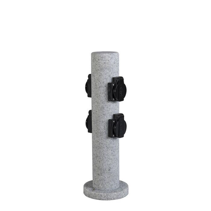 Stekkerzuil-Socket-40