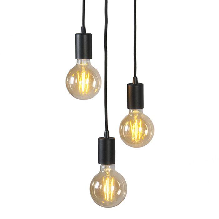 Industriële-hanglamp-zwart---Facil-3