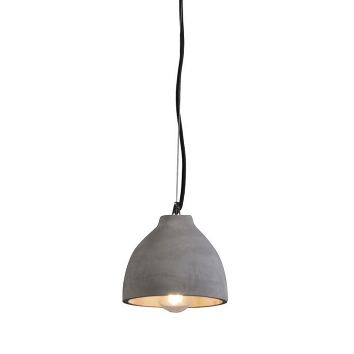 Hanglamp-Campana-beton