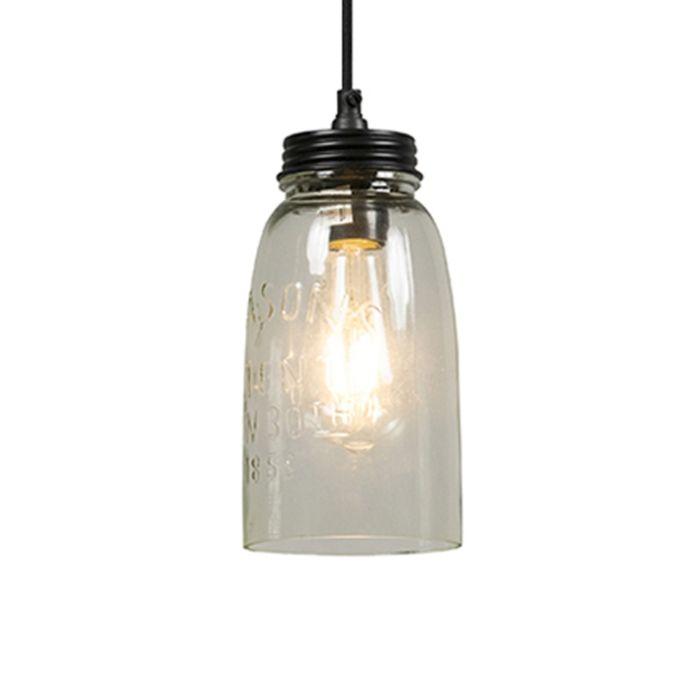 Hanglamp-Masons-pastelgroen