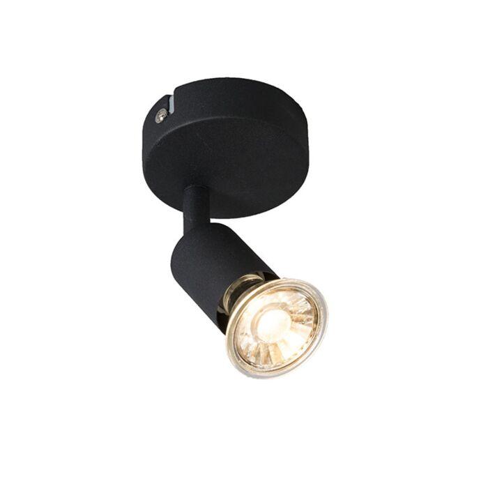 Moderne-spot-zwart-kantelbaar---Jeany-1