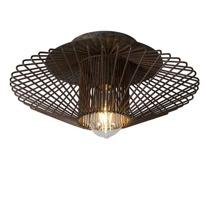 Plafondlamp-Bozzo-roest
