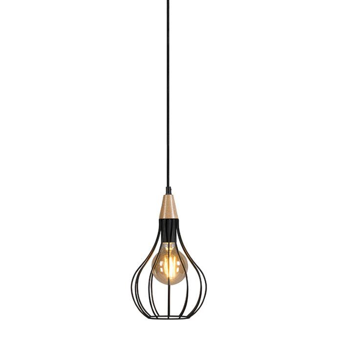 Hanglamp-Jala-1-Zwart