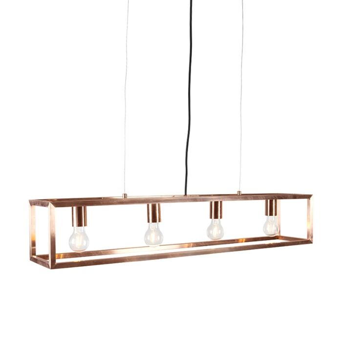 Hanglamp-Cage-4-koper