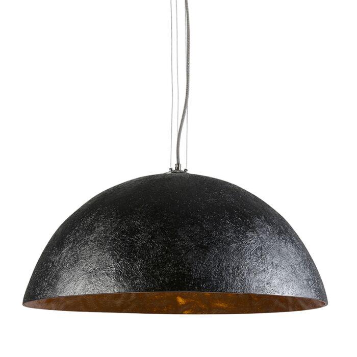 Hanglamp-Magna-70-zwart---goud
