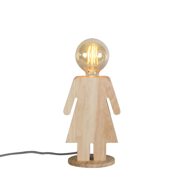 Landelijke-tafellamp-hout---Eve