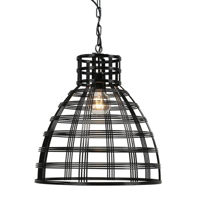 Hanglamp-Vispa-zwart