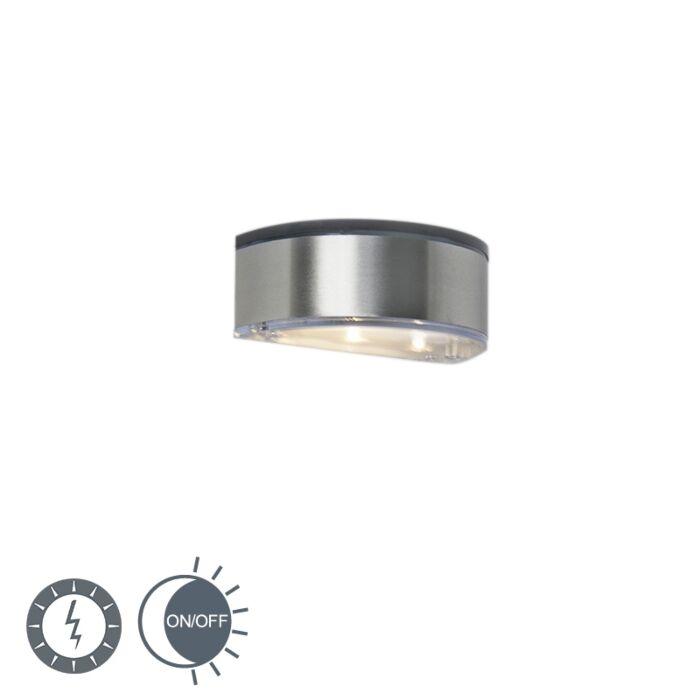 Buitenlamp-Coolio-LED-op-zonne-energie-aluminium-IP44