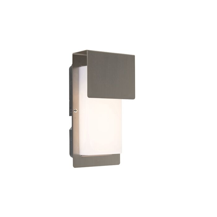 Design-buitenwandlamp-staal-incl.-LED-IP44---Bink-1