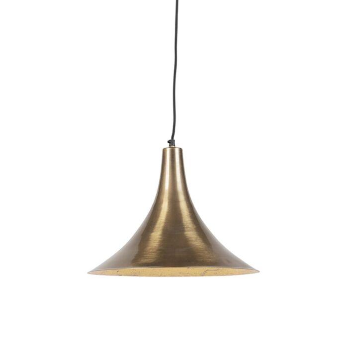 Vintage-hanglamp-goud---Duke-D
