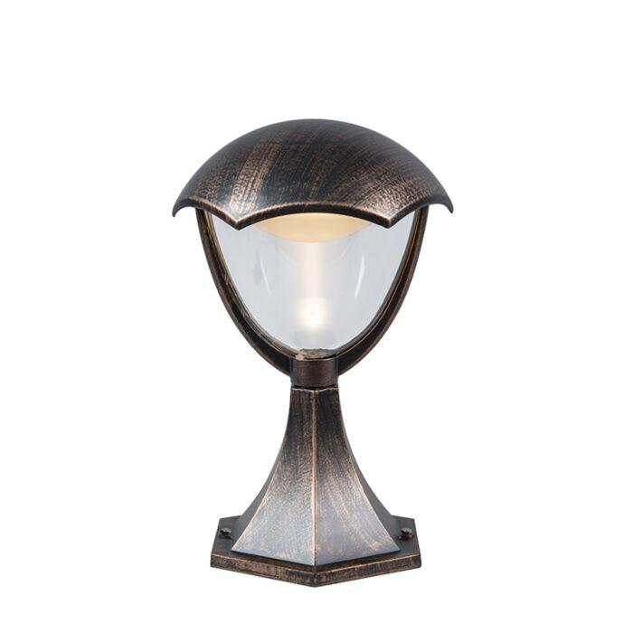 Vintage-buitenlamp-antiek-roest-incl.-LED---Cappe