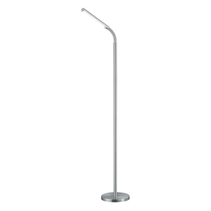 Moderne-langwerpige-vloerlamp-staal-incl.-LED---Palo-II