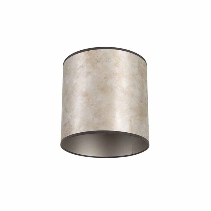 Lampenkap-zilver-25/25/25-
