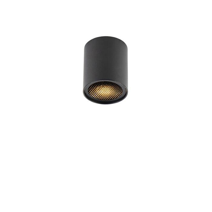 Design-spot-zwart---Tubo-Honey